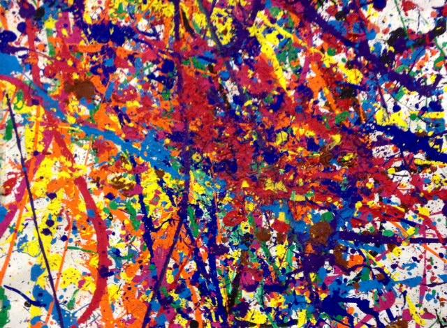 Jackson Pollock: Action Painting